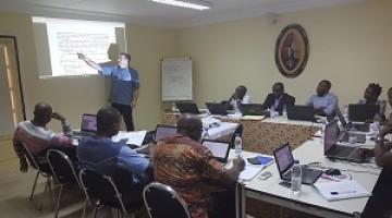 MISSION CONJOINTE DE FORMATION EN MACROECOMETRIE APPLIQUEE AU MODELE « BUDGET ECO »